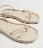 Sandały damskie Mango