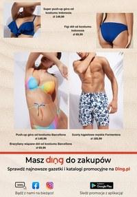 Gazetka promocyjna Calzedonia - Moda plażowa w Calzedonia