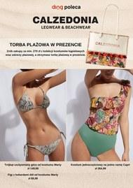 Moda plażowa w Calzedonia