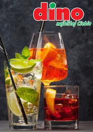 Dino - alkohole