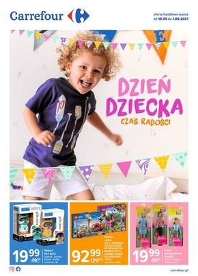 Dzień Dziecka w Carrefour