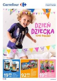 Gazetka promocyjna Carrefour - Dzień Dziecka w Carrefour  - ważna do 01-06-2021