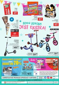 Gazetka promocyjna Carrefour - Dzień Dziecka w Carrefour