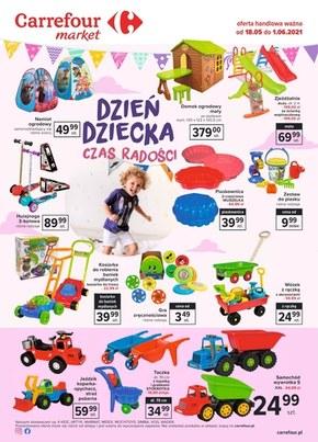 Dzień Dziecka w Carrefour Market