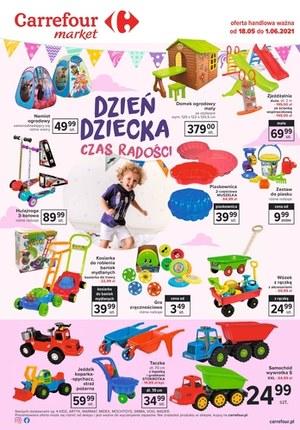 Gazetka promocyjna Carrefour Market - Dzień Dziecka w Carrefour Market