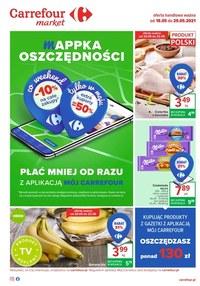 Gazetka promocyjna Carrefour Market - Oszczędności z Carrefour Market