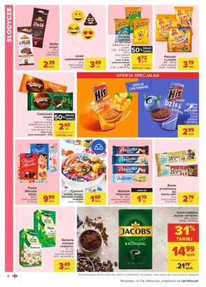 Oszczędności z Carrefour Market