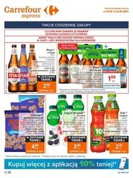 Oszczędności z Carrefour Express