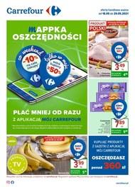 Oszczędności z Carrefour