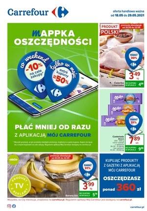 Gazetka promocyjna Carrefour - Oszczędności z Carrefour