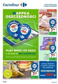 Gazetka promocyjna Carrefour - Oszczędności z Carrefour   - ważna do 29-05-2021