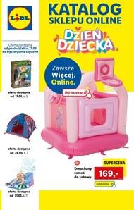 Katalog Lidl online na Dzień Dziecka