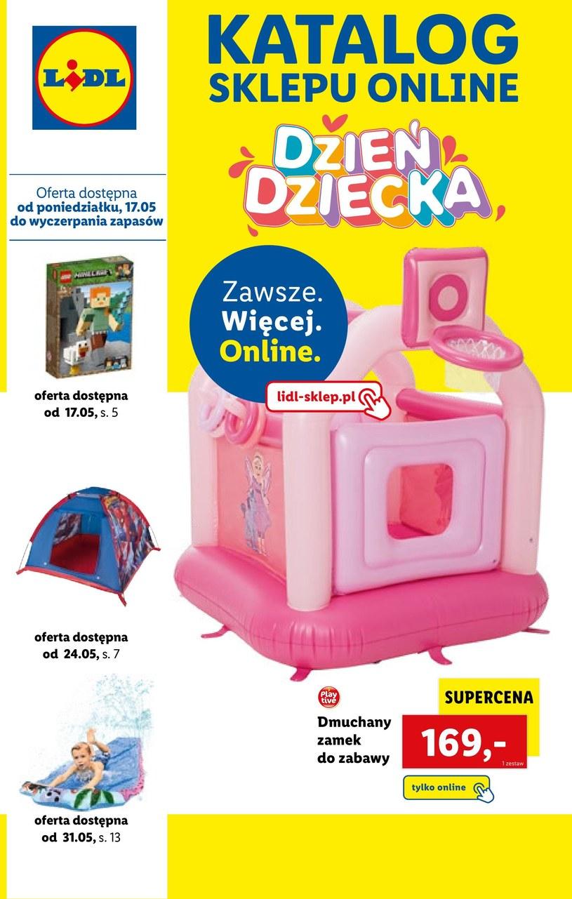 Gazetka promocyjna Lidl - ważna od 17. 05. 2021 do 31. 05. 2021