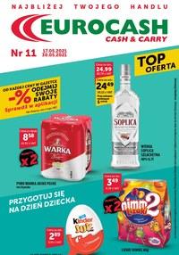 Gazetka promocyjna Eurocash Cash&Carry - Eurocash Cash & Carry - nowa oferta - ważna do 30-05-2021
