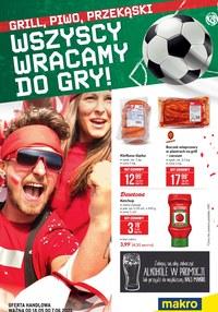 Gazetka promocyjna Makro Cash&Carry - Grillowanie razem z Makro Cash&Carry