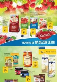 Gazetka promocyjna Tesco Centra Handlowe - Kibicuj razem z Tesco