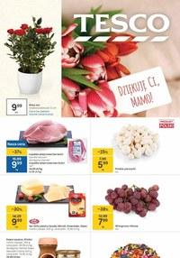 Gazetka promocyjna Tesco Centra Handlowe - Prezenty na Dzień Matki w Tesco - ważna do 26-05-2021
