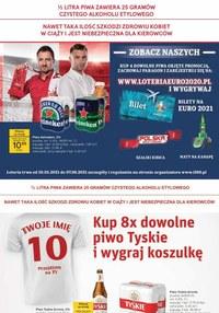 Gazetka promocyjna Tesco Supermarket - Zacznij Euro z Tesco!