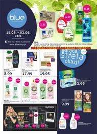 Duże promocje na kosmetyki w Blue