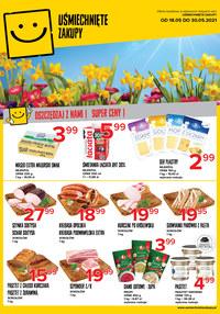 Gazetka promocyjna Uśmiechnięte zakupy - Majowe okazje wUśmiechnięte Zakupy - ważna do 30-05-2021