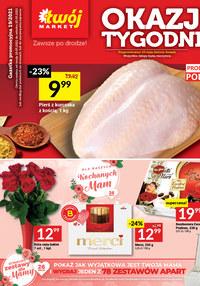 Gazetka promocyjna Twój Market - Okazje tygodnia w Twój Market!