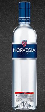 Wódka Norvegia