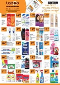 Gazetka promocyjna Drogerie Laboo - Drogerie Laboo gwarantują zniżki na kosmetyki! - ważna do 31-05-2021