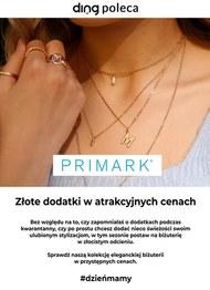 Primark - biżuteria na Dzień Matki