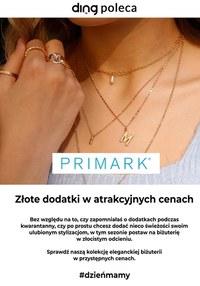 Gazetka promocyjna Primark - Primark - biżuteria na Dzień Matki - ważna do 31-05-2021