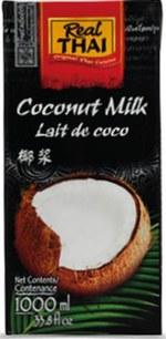 Mleko kokosowe Real Thai