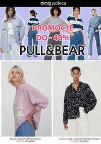 Gazetka promocyjna Pull&Bear - Promocje do -40% w Pull&Bear - ważna do 06-06-2021