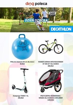 Gazetka promocyjna Decathlon - Dzień Dziecka w Decathlon