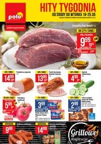 Gazetka promocyjna POLOmarket - Hity tygodnia w Polomarket!     - ważna do 25-05-2021