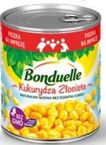Kukurydza w puszce Bonduelle