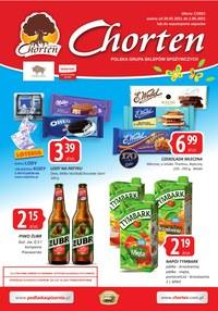 Gazetka promocyjna Chorten - Regionalne przysmaki w Chorten - ważna do 02-06-2021
