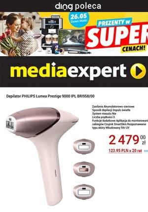 Gazetka promocyjna Media Expert - Prezenty dla mamy w Media Expert