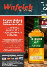 Gazetka promocyjna Wafelek - Oferta alkoholowa w sieci Wafelek!   - ważna do 12-06-2021