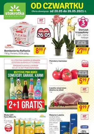 Gazetka promocyjna Stokrotka Supermarket - Od czwartku w Stokrotce Supermarket
