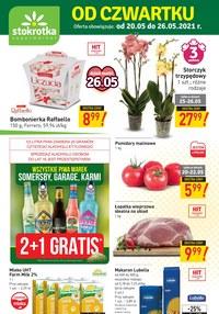 Gazetka promocyjna Stokrotka Supermarket - Od czwartku w Stokrotce Supermarket   - ważna do 26-05-2021