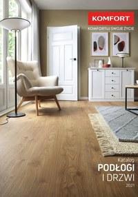 Katalog podłóg i drzwi Komfort 2021