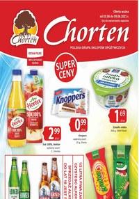 Gazetka promocyjna Chorten - Promocje w Chorten   - ważna do 09-06-2021