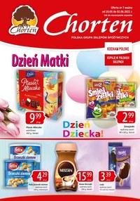Gazetka promocyjna Chorten - Dzień matki w Chorten   - ważna do 02-06-2021