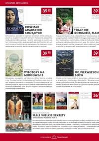 Gazetka promocyjna Księgarnie Świat Książki - Księgarnie Świat Książki - 50% zniżki