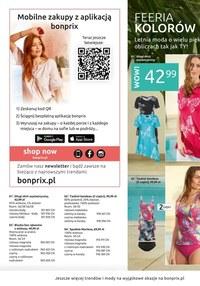 Gazetka promocyjna BonPrix - Postaw na kolor BonPrix