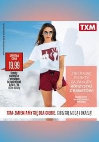Gazetka promocyjna Textil Market - TXM - zmieniamy się dla Ciebie - ważna do 25-05-2021