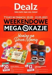 Gazetka promocyjna Dealz - Weekednowe okazje w Dealz!  - ważna do 22-05-2021