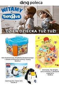 """Gazetka promocyjna Toys""""R""""Us - Dzień Dziecka w Toys""""R""""Us - ważna do 01-06-2021"""
