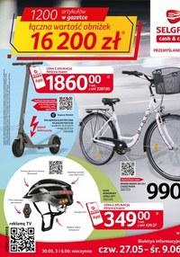 Gazetka promocyjna Selgros Cash&Carry - Oferta przemysłowa w Selgros   - ważna do 09-06-2021