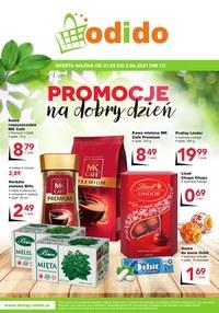 Gazetka promocyjna Odido - Odido - promocje na dobry dzień - ważna do 03-06-2021