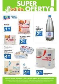 Gazetka promocyjna Odido - Super oferty Odido - ważna do 03-06-2021